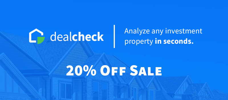 Get the Best Deal of the Year on All DealCheck Upgrades!
