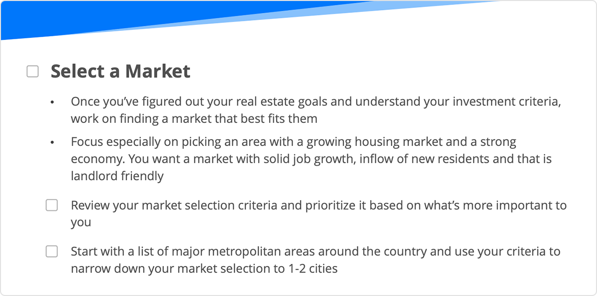 DealCheck Free Resource - Investment Property Purchase Checklists
