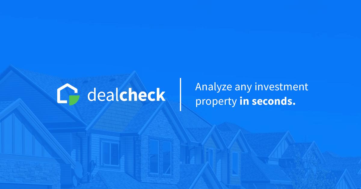 The DealCheck Blog   DealCheck