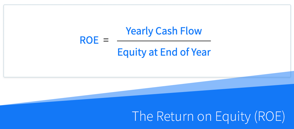 How to Calculate and Use the Return on Equity (ROE) in Real Estate